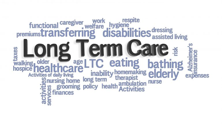 Hot New Product - Long Term Care Annuities