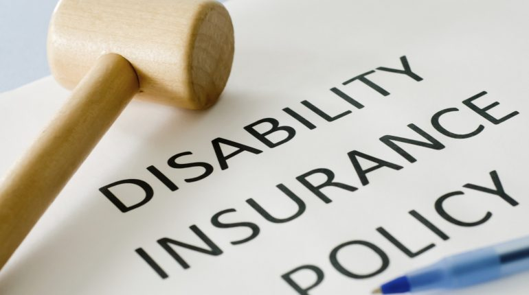 Securing Your Future With Disability Insurance
